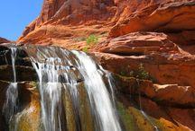 Utah's Waterfalls