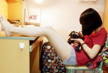 impressive girl's photography@