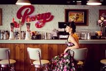 Berni Harris's photoshoot at Pin-up / by Pin - up
