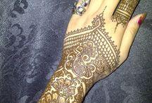 @Henna_ByBella / My Henna/Mehndi Art