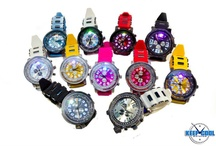 5032 Series / Keep Cool Brand Light Up Watches  -7 color light up (15 second duration)  -Japan MOVT  -Quartz  -Water resistant - Stainless steel back  -Silicone band