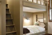 Bedroom bunks