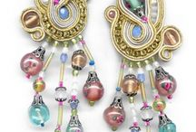 Soutache jewelry / by Sandra Baker