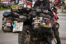 women road trip moto