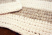 Single crochet blanket