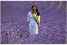 Lavender Soul / Sou Alma despida de pudores e banhada de amores