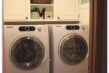 Inspiration: The Laundry Room