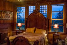 Spillian Rooms / Eight magical bedrooms at Spillian, each with its own theme...