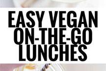 Vegan Lunches