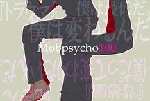 MOD PSYCHO 100 COMIC♡