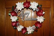 Christmas crafts / by Kimberly Hall