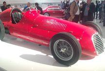 Maserati anniversario 100 anni / L'inaugurazione della Mostra dei 100 anni della Maserati