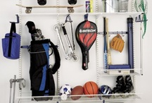 garage interior & exterior / by MILTON Development