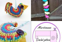 Martisanne Crochet patterns