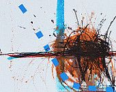 Outlook8studio / Original abstract painting, drawing, sculpture & collage by Contemporary artist, Jenny Davis.   Jenny is a multidisciplinary artist working in a variety of media including: Painting, Sculpture, Drawing, Mail Art, Collage & Mixed Media, Photography, Installation, Video, Sound & Virtual worlds. / by Outlook8studio