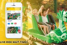 Mobile App / The new and improved LEGOLAND California Resort Mobile App makes planning your day easier than ever!