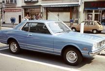 Vintage Toyota's