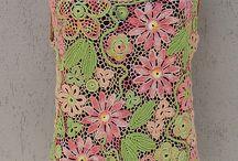 Croche Irlandes / Croche Irlandes, Ireland Crochet