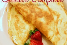 Favorite Recipes / by Mandy Wilson Gehman