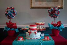 Gavin & Allie's 1st birthday / by Julie Biederman