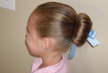 Ballet Hair For Viv / by Keri Girvin