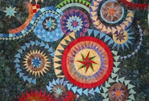QUILTS - New York Beauties