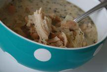 Recipes Soups & Stews / by Dawn Kinnaman