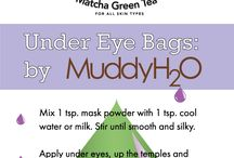 Face Mask Recipes / There are more than one way to use our masks! #facemask