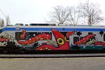 street Art / las calles del mundo en tu escritorio. / by Miguel Vallejos