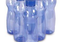 Princeware Orchid Blue Pet Bottle Set of Six