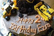 Birthday Cakes already done