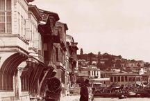 Eski   Beşiktaş / BEBEK-ARNAVUTKÖY-ORTAKÖY-KURUÇEŞME