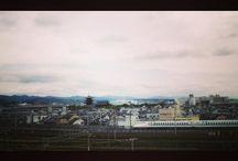 東寺の塔と新幹線。 Kyoto city and Shinkansen. #landscape #japaneseview #kyoto #shinkansen #風景 #京都 #新幹線写真