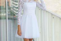 Søde kjoler