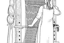 średniowieczne rękodzieło