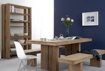 Hàbitat: Ethnicraft / Bienvenidos al tablero dedicado a la compañia Ethnicraft, diseñadores nórdicos de mobiliario.