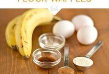 Gluten free waffel