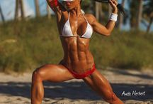 Fitness Motivation / Desperately in need of some exercise motivation? Check out world top male and female fitness models.