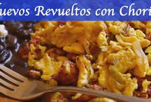 Our videos of Mexican Breakfasts / Start your day with a Mexican Breakfast.