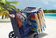 carrito playa