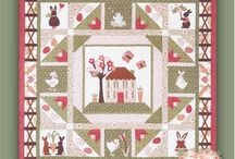 houses for quilts