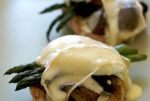Eggs Benedict / by Cel Reyes Webb