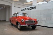 Welcome to Škoda Muzeum