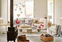 Dom w bieli.Trendy  domowe