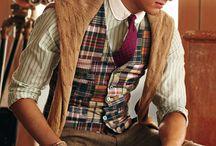 Men's Fashion  / by Sara Haid