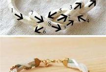 pulseras colgantes