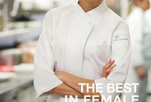 Female Chef Fashion / The best in female chef fashion