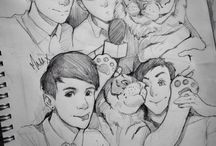 dan, phil and my whole existence
