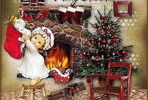 Weihnachten + Halluwen