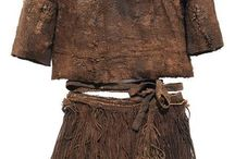 Prehistorical fashion / Historical clothing